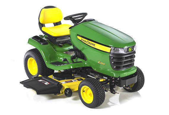 John-Deere-Riding-Mower