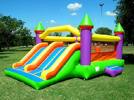 Bounce-House-for-Children