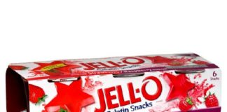Jell-O Snack