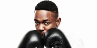 Kendrick Lamar Bullet Magazine