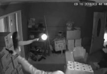 georgia, burglars, shoting